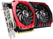 MSI GeForce GTX 1060 DirectX 12 GTX 1060 GAMING X 3G Video Card