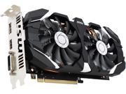 MSI GeForce GTX 1060 DirectX 12 GTX 1060 3GT OC 3GB 192-Bit GDDR5 PCI Express 3.0 ...