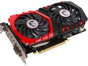 MSI GeForce GTX 1050 Ti DirectX 12 GTX 1050 Ti GAMING X 4G Video Card