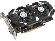 MSI GeForce GTX 1050 Ti DirectX 12 GTX 1050 Ti 4GT OC Video Card