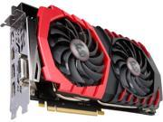 MSI GeForce GTX 1080 DirectX 12 GEFORCE GTX 1080 GAMING 8G Video Card