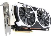MSI GeForce GTX 960 DirectX 12 GTX 960 4GD5T OC Video Card