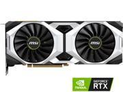 MSI GeForce RTX 2080 DirectX 12 RTX 2080 VENTUS
