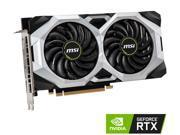 MSI GeForce RTX 2060 DirectX 12 RTX 2060 VENTUS 6G OC Video Card