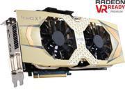 HIS Radeon R9 390 DirectX 12 H390QM8GD 8GB 512-Bit GDDR5 PCI Express 3.0 x16 IceQ X2 OC Video Card