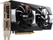 SAPPHIRE Radeon R7 370 DirectX 12 100386OCL 2GB 256-Bit GDDR5 PCI Express 3.0 ATX Dual-X OC Version (UEFI) Video Card