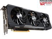 SAPPHIRE NITRO Radeon R9 390 DirectX 12 100382NTOC-2L 8GB 512-Bit GDDR5 PCI Express 3.0 x16 HDCP Ready Tri-X OC Version w/ backplate (UEFI) Video Card