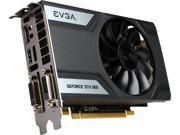 EVGA GeForce GTX 960 04G-P4-3962-KR 4GB SC GAMING, Only 6.8 inches, Perfect for mITX Build Graphics Card