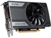 EVGA GeForce GTX 960 04G-P4-1962-KR 4GB SC GAMING, Only 6.8 inches, Perfect for mITX Build Graphics Card