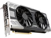 eVGA EVGA NVIDIA GeForce GTX 1080 8GB GDDR5X PCI Express 3.0 Graphics Card Black 08G-P4-6286-KR