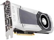 EVGA GeForce GTX 1070 Founders Edition, 08G-P4-6170-KR, 8GB GDDR5, LED, DX12 OSD Support (PXOC)