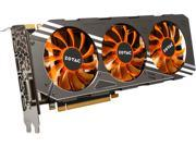 ZOTAC GeForce GTX 980 ZT-90204-10P 4GB 256-Bit GDDR5 PCI Express 3.0 x16 HDCP Ready SLI Support AMP! Edition Video Card