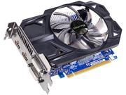 GIGABYTE GeForce GTX 750 Ti DirectX 12 GV-N75TD5-2GI Video Card