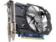 GIGABYTE Ultra Durable 2 Series GeForce GT 740 DirectX 12 GV-N740D5OC-2GI (rev. 3.0) Video Card