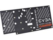EVGA GTX 980 Classified Backplate Model 100-BP-2987-B9