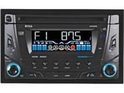In-Dash Bluetooth? Enabled Double-DIN In-Dash MP3/CD/AM/FM Receiver