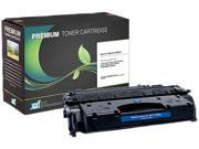 compatibles-500 Series 500-CF280XX Black Toner Cartridge (OEM # HP CF280X, 80X) 10,000 Page Yield