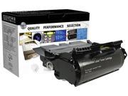 Clover CTGT640 T640 High Yield Toner (OEM# Lexmark 64015SA 64015HA 64035HA 64004HA) 21,000 page yield&#59; Black