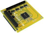 SUNIX  4-port RS-232 PCI/104 Module BoardModel SER5356A