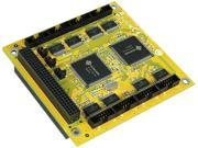 SUNIX  4-port RS-232 PCI/104 Module BoardModel SER5366A