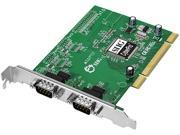 SIIG 2-Port RS232 Serial PCI with 16950 UART Model JJ-P20911-S7