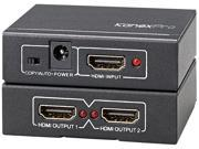 KanexPro 4K HDMI 2-Port Splitter SP-HD1X24K