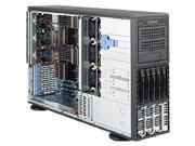 SUPERMICRO AS-4042G-6RF Tower Server Barebone Quad Socket G34 AMD SR5690/SR5670 DDR3 1333/1066/800