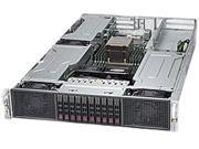 SUPERMICRO SYS-2028GR-TR 2U Rackmount Server Barebone Dual LGA 2011 Intel C612 DDR4 2133/1866/1600