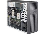SUPERMICRO SYS-7038A-I Mid-Tower Server Barebone Dual LGA 2011 Intel C612 DDR4 2133/1866/1600