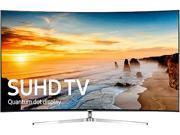 "Samsung 55"" Class (54.6"" Diag.) LED Curved 2160p Smart 4K Ultra HD TV with High Dynamic Range Black UN55KS9500FXZA"