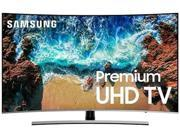 "Samsung 55"" Class LED Curved NU8500 Series 2160p Smart 4K UHD TV with HDR UN55NU8500FXZA"