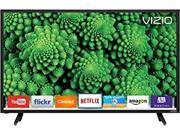 "VIZIO 43"" Class (43"" Diag.) LED 1080p Smart HDTV Black D43-D2"