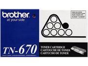 brother TN670 Cartridge Black