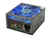Only $119.99 for So you�ve tricked out your case with LED fans and maybe put in some supplementary lights and now you have this dark lump in the back corner. The mirror finish adds to the overall look of your system. But it isn�t all show and no go. It puts out 800W of power to run loaded systems. The modular cabling design lets you use only the cables you need. It comes with nine molex and six SATA headers. It also comes with both 4-pin and 8-pin 12V power connectors. The PSU is certified SLI ready and comes with both six and eight pin PCIe connectors. The connections at the PSU are specially designed to screw-lock into place so you don�t have to worry about them coming off. So let your system take flight with Kingwin�s Mach 1 PSU! Fans: One 140mm bottom blue LED fan Main Connector: 20+4Pin +12V Rails: 4 PCI-Express Connector: 2 x 6-Pin 2 x 6+2-Pin SATA Power Connector: 6 Efficiency: 70% minimum at full-load Over Voltage Protection: Yes Overload Protection: 105%~150%. SKU N82E16817121026 in the Power Supplies category.