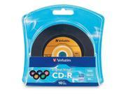 Verbatim 700MB 52X CD-R 10 Packs Disc Model 96858