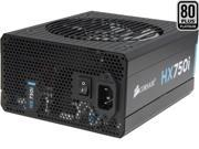 CORSAIR HXi Series HX750i 750W 80 PLUS PLATINUM Haswell Ready Full Modular ATX12V & EPS12V SLI and Crossfire Ready Power Supply with C-Link Monitoring and Control