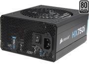 Corsair HXi Series 750W High-Performance Modular  ATX Power Supply Black CP-9020072-NA