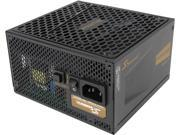 Seasonic PRIME Ultra 550W 80+ Gold Power Supply, Full Modular, 135mm FDB Fan w/Hybrid Fan Control, ATX12V & EPS12V, Compact 140 mm Size, Power On Self Tester, 1