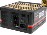 Thermaltake Toughpower DPS G 1050W Digital TPG-1050DPCGUS-G ATX 12V V2.31 & SSI EPS 12V 2.92 Standard 80 plus GOLD certified Full Modular Cables Active PFC Power Supply Intel Haswell Ready