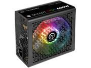 Thermaltake Smart RGB Series 600W SLI/CrossFire Ready Continuous Power ATX 12V V2.3 80 PLUS Certified 5 Year Warranty Active PFC Power Supply Haswell Ready PS-S
