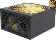 COOLMAX ZPG-700B 700W ATX12V / EPS12V SLI Ready CrossFire Ready 80 PLUS GOLD Certified Power Supply