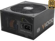 COOLER MASTER V1000 RSA00-AFBAG1-US 1000W Power Supply New 4th Gen CPU Certified Haswell Ready