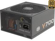 Cooler Master V700 - 700W Power Supply with Fully Modular Cables and 80 PLUS Gold Certification