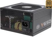 Cooler Master V650 - Compact 650W 80 PLUS Gold Modular PSU (6th Generation Skylake Compatible)