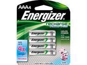 Energizer NH12BP-4 4-pack AAA Ni-MH Batteries