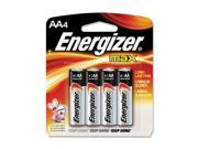 Energizer  E91BP-4  4-pack Long-life AA Alkaline  Batteries