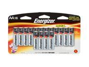 Energizer E91LP-16 16-pack AA Alkaline Batteries