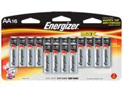 Energizer E91LP16 16-pack AA Batteries