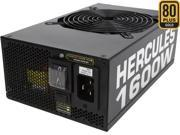 Rosewill 1600W Modular Power Supply Continuous @ 50 degree C 80 PLUS GOLD Certified SLI CrossFire Ready HERCULES 1600S