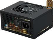 SILVERSTONE SFX ST30SF 300W Small Form Factor 80 PLUS BRONZE Certified Active PFC Semi Fanless Power Supply